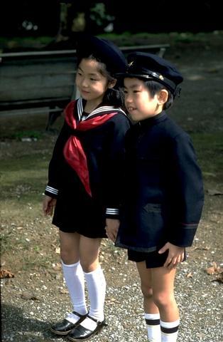 Cute Japanese School Uniforms